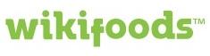 WikiFoodsWordmark